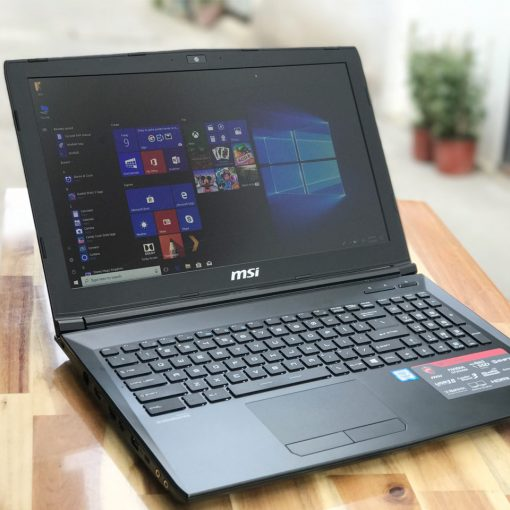 Laptop msi gl62 6qe gaming